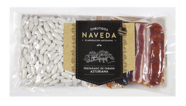 Preparado para fabada asturiana 3 raciones