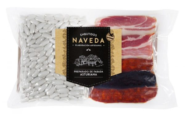 Preparado para fabada asturiana 6 raciones