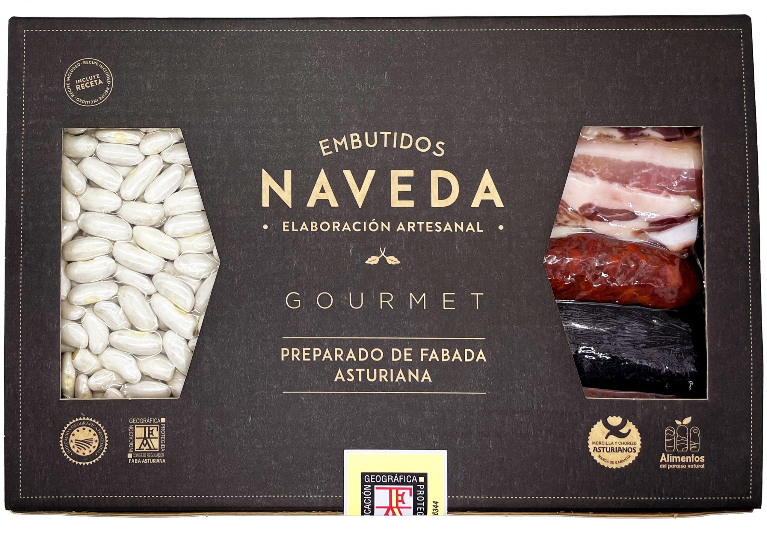 Fabada Gourmet 6 raciones